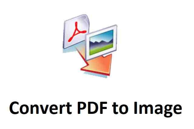 تنزبل برنامج كونفرت بي دي إف تو إيميج لتحويل ملفات البي دي إف إلى صور بصيغ عالية الجودة.