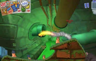 لعبة Worms 3