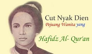 Kata-kata Mutiara Cut Nyak Dhien Pahlawan Indonesia