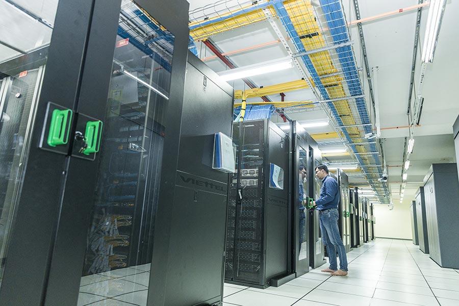 Viettel được tổ chức Uptime đánh giá cao về Trung tâm dữ liệu