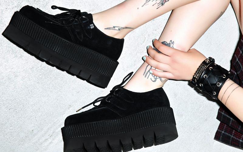 info for 5a60b 8f54c Sneakers Trend — SS18   AW19 - Saints Couture by Matt Rodrigo