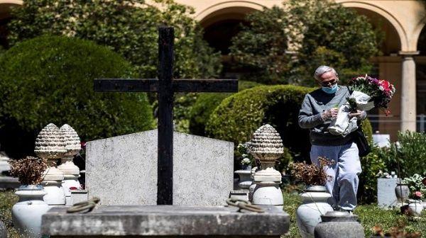 Italia es el tercer país en superar 30.000 muertes por Covid-19