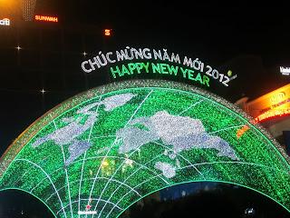 Nochevieja en Vietnam