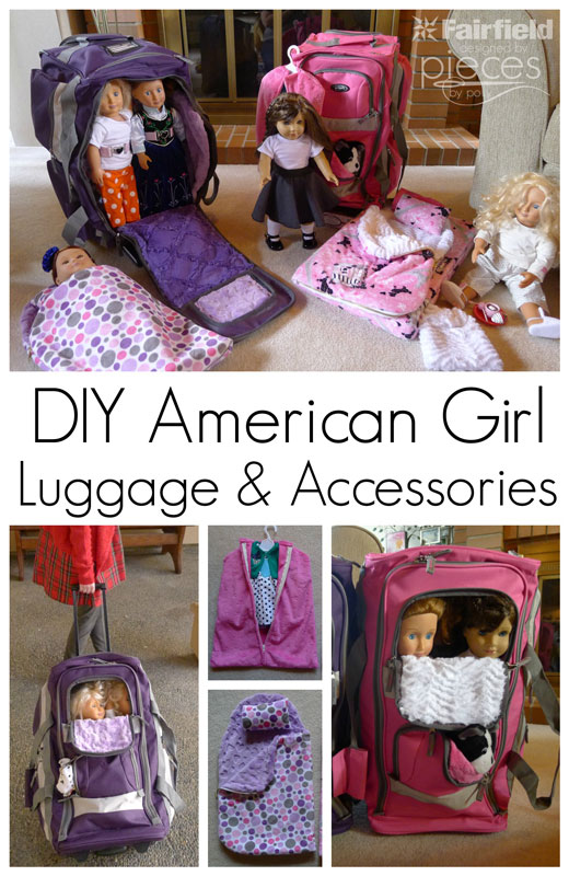 2dfd15b25f99 ... doll carrying bags cost about twice as much, usually only carry one  doll, and don't have a place for the big girl's things in the same piece of  luggage.