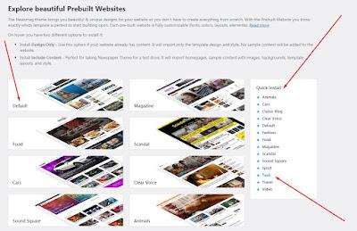 Tema Portal Berita Untuk WordPress