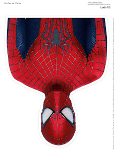 Spiderman Free Printable Centerpiece Oh My Fiesta For