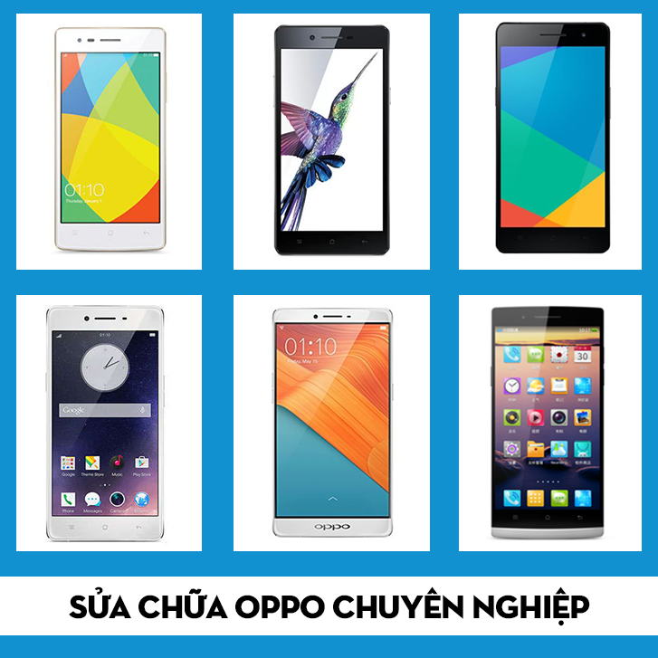 Thay màn hình Oppo Neo 9S giá rẻ