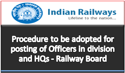 procedure-to-be-adopted-for-posting-of-officers-paramnews-railway