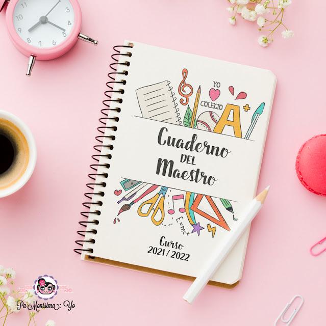 Cuaderno del maestro curso 2021-2022