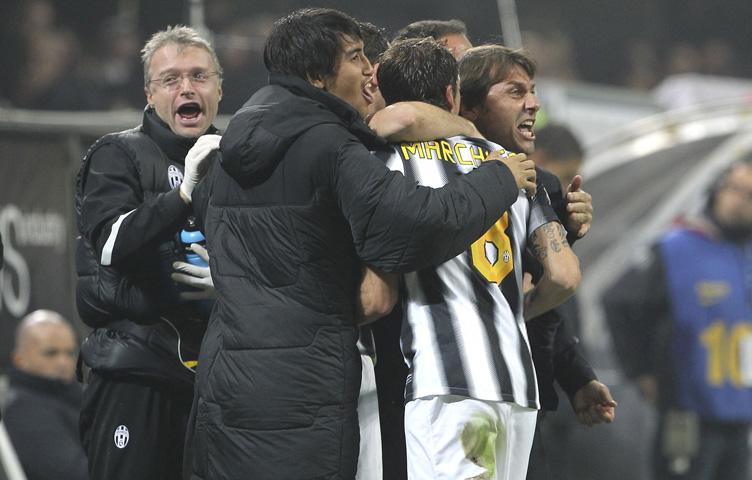 "Marchisio: ""Conte je u tim vratio duh Juventusa"""