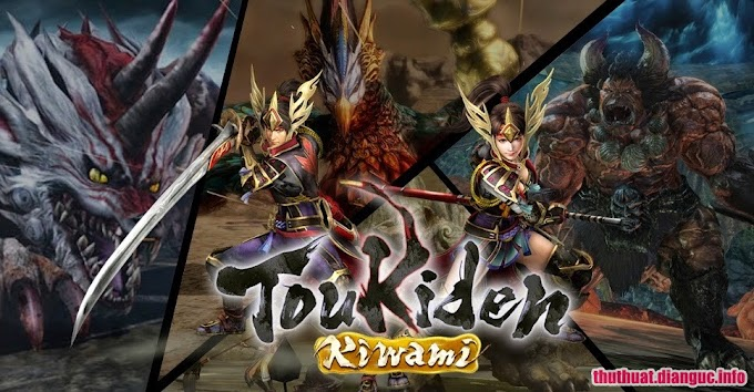 Download Game Toukiden Kiwami Full Cr@ck