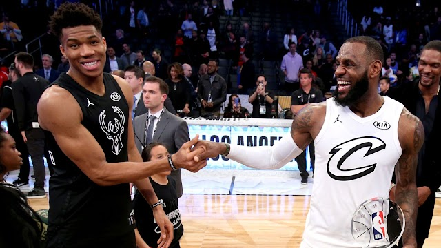 NI 'TEAM LEBRON' Vs 'TEAM GIANNIS' KATIKA NBA ALL STAR MWAKA HUU