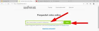 Cara Download Video Di Youtube Lewat Laptop Tanpa Software