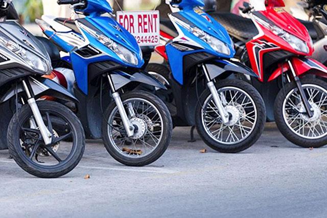 Penyewaan Rental Sepeda Motor Murah di Palangka Raya
