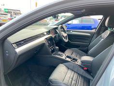 Volkswagen Passat interior view