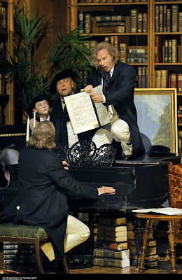 Wagner: Die Meistersinger - Bayreuth Festival - Daniel Behle (Photo © Bayreuther Festspiele / Enrico Nawrath)