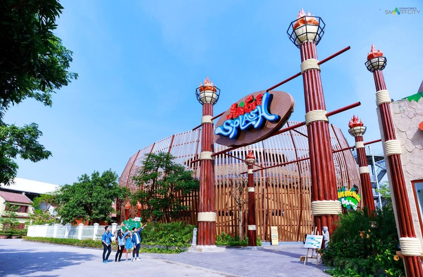 Khu vui chơi Safari tại thiên đường Bảo Sơn