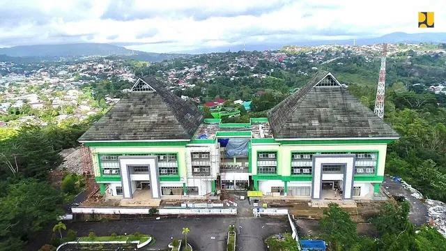 Kementerian PUPR Perbaiki 21 Sekolah di Maluku yang Rusak Akibat Gempa