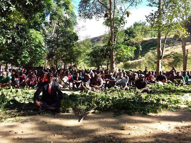 Saatnya ULMWP Harus Merespon Tangisan Rakyat West Papua