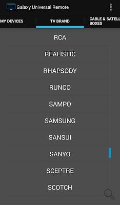 تحميل برنامج ريموت التلفزيون, تطبيق Galaxy Universal Remote مدفوع للأندرويد