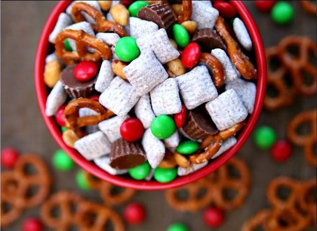Reindeer Chow #desserts #christmas