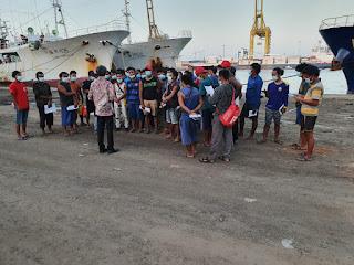 Lagi, Indonesia Fasilitasi Kepulangan  13 ABK WNI Kerja di Kapal Cina