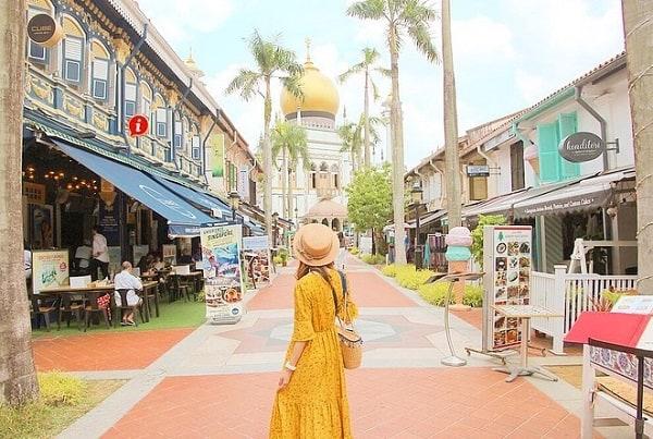 tour singapore có universal - vui chơi