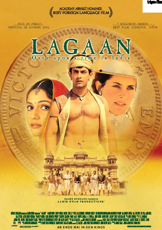 Lagaan 2001 Hindi 700MB HDRip Download