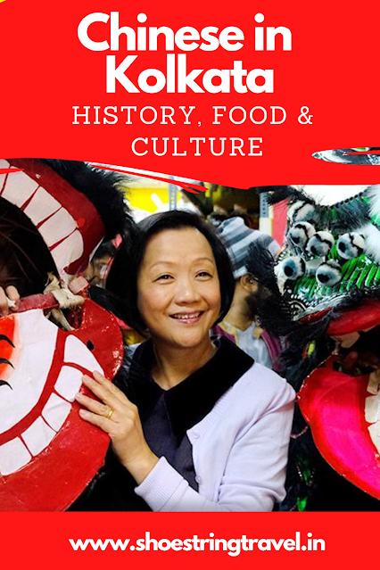 Chinese in Kolkata - Food, History, Culture