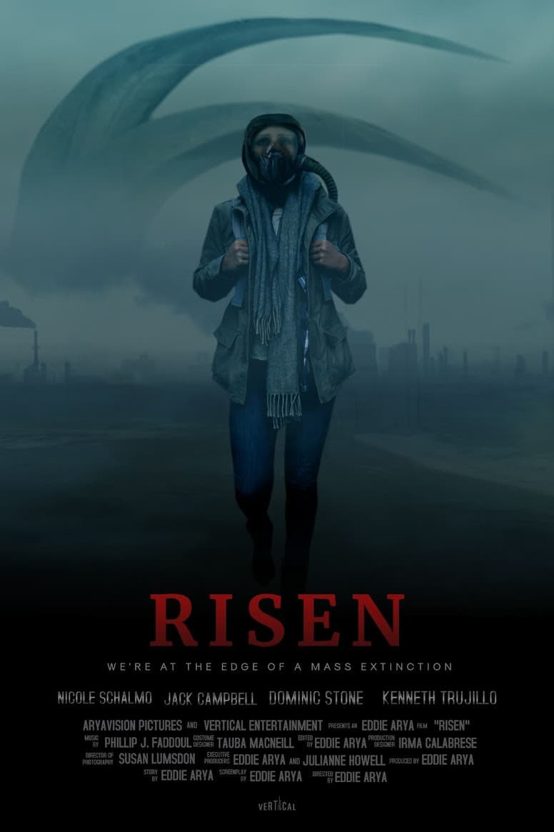 Vertical показала трейлер фантастического триллера Risen - Постер