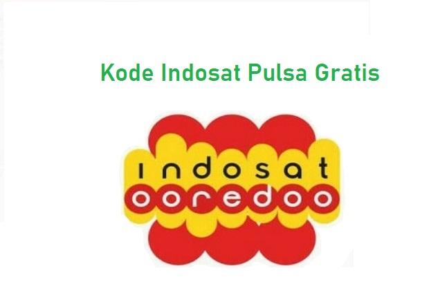 Kode Indosat pulsa free