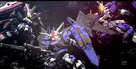 SD Gundam G Generation Cross Rays Trailer