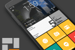 SquareHome 2 Premium - Win 10 Style v1.3.6 Apk [Full Version] – Android Apps