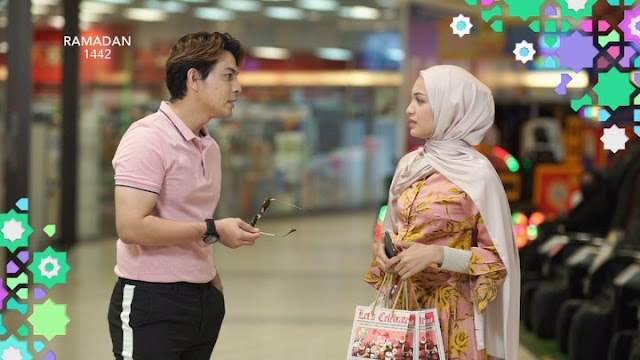 Drama Sabarlah Duhai Hati Di TV3 (Slot Akasia) Dan iQIYI Malaysia