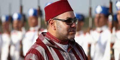 الملك محمد السادس نصره الله يحل بأكادير يوم عيد الفطر
