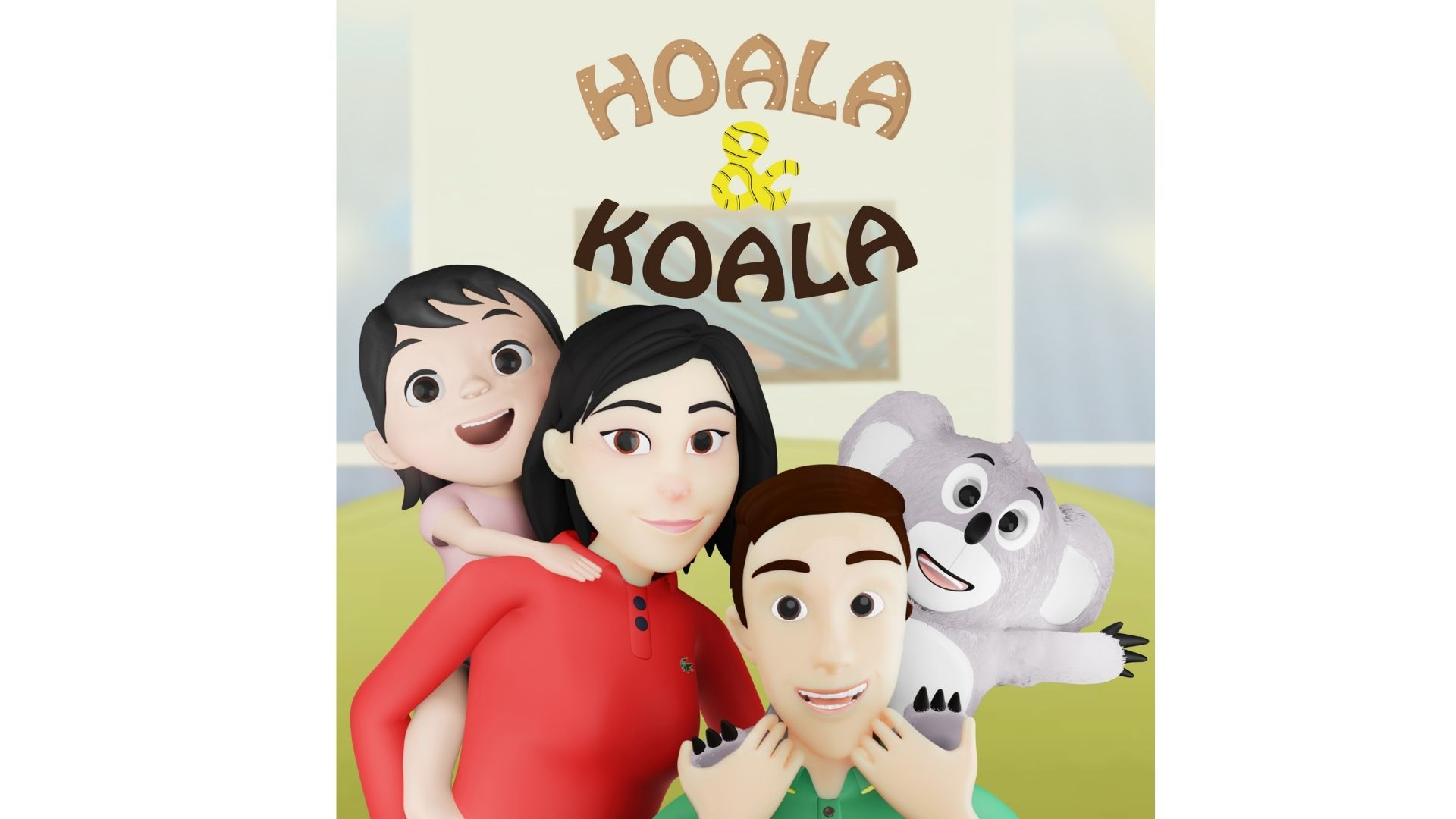 Hoala & Koala, Lagu Anak Indonesia