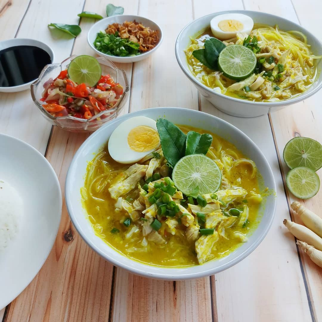 resep masakan indonesia  membuat soto ayam  enak resep rahasia keluarga Resepi Rendang Daging Jawa Enak dan Mudah