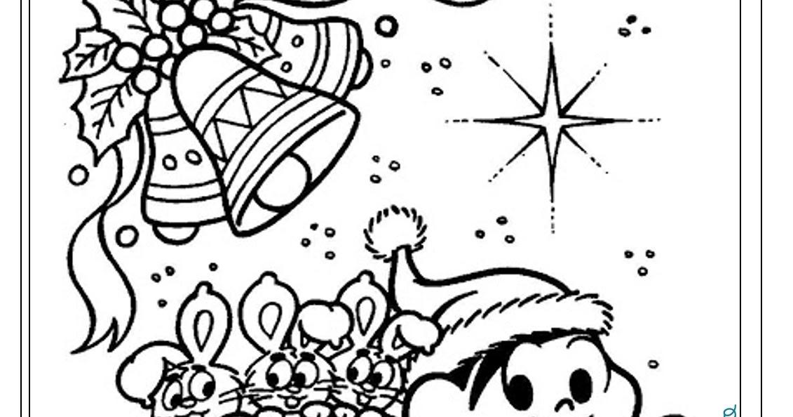 Atividade Para Imprimir: Capas De Provas De Natal Para