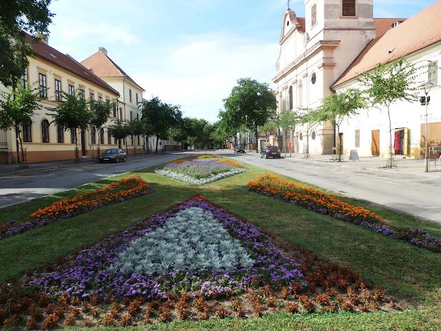 Sombor - powęgierskie miasto na pograniczu Serbii, Chorwacji i Węgier