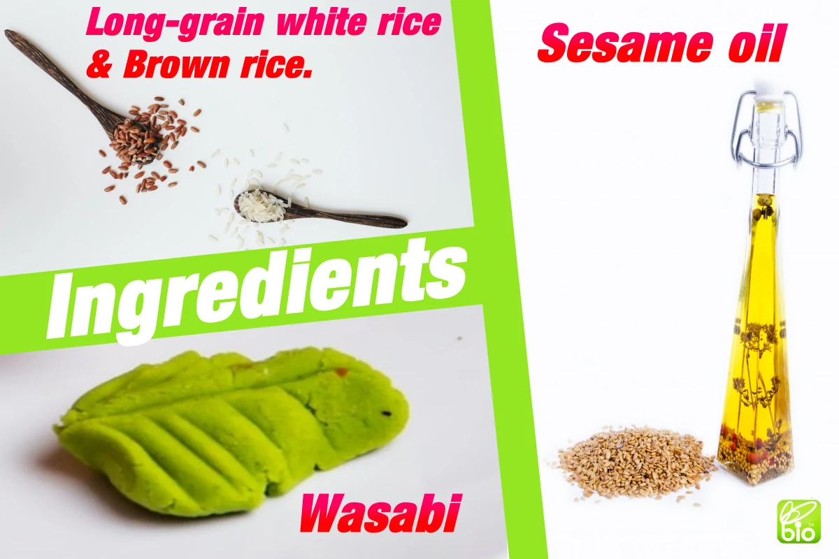 Japanese Recipes Ingredients