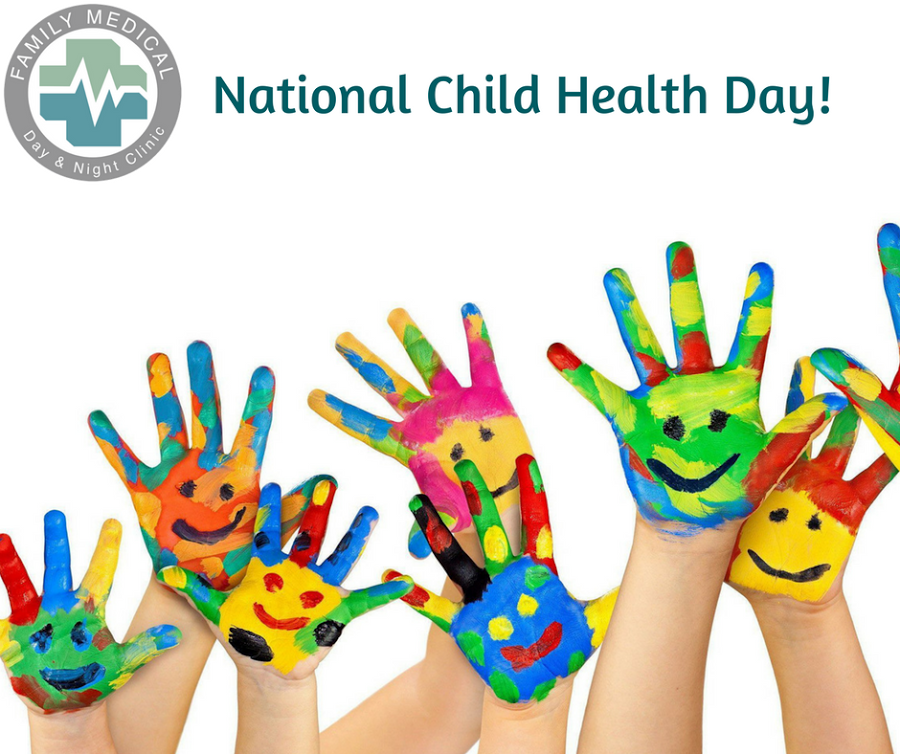 National Child Health Day Wishes For Facebook