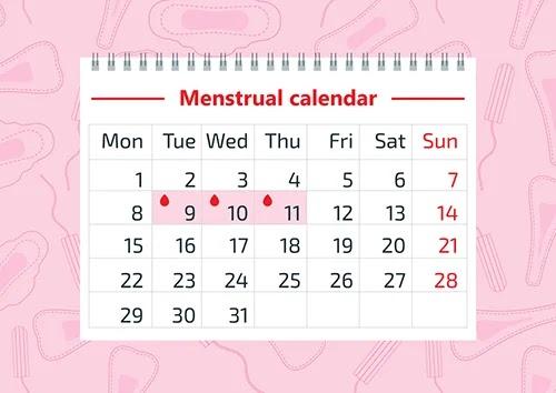 8 اسباب تؤدي الى عدم انتظام الدورة الشهرية عند النساء