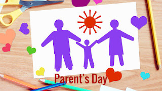 National Parent's Day (Fourth Sunday in July)
