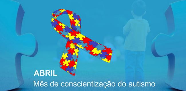 Mês do Autismo