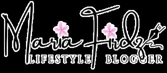 Maria Firdz - Lifestyle Blogger