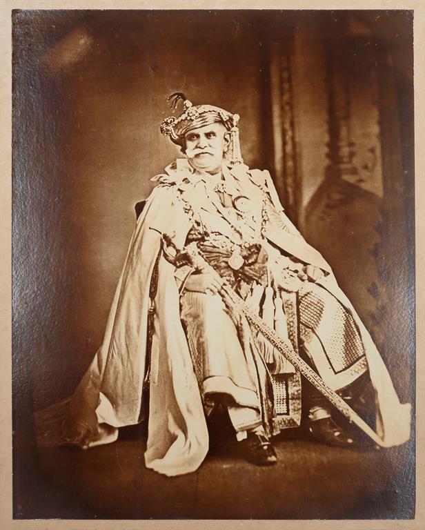 Maharaja of Benaras, Ishree Pershad Narayan Singh