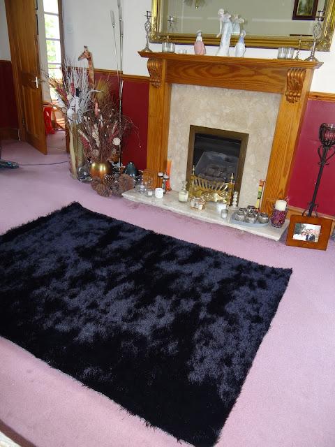 The Matalan Shimmer Rug