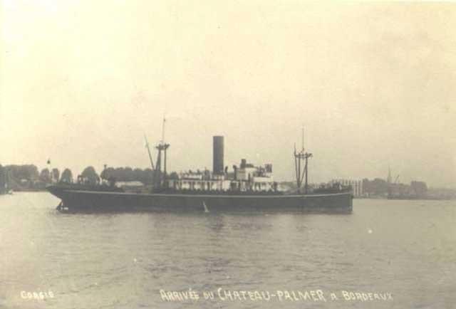 SS Walter Ohlrogge, sunk by a mine on 1 February 1942 worldwartwo.filminspector.com