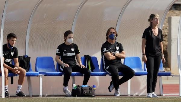 """Nati Gutiérrez - Málaga Femenino -: """"El partido era para no perder y no fue justo"""""""