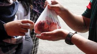 Penantian Daging Kurban